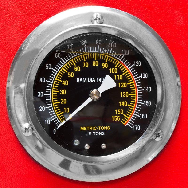 Presse hydrolique d´atelier WP100H