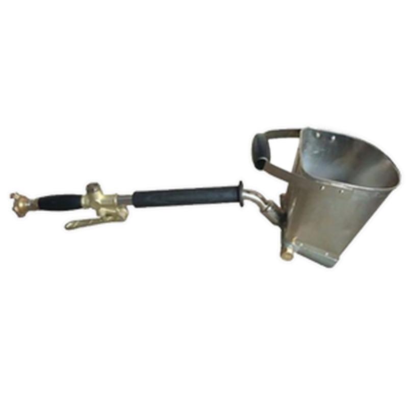 Projecteur enduit crépi mortier pour compresseur