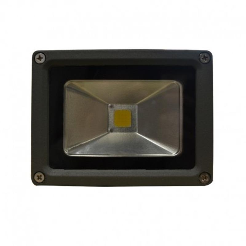 Projecteur Exterieur LED Gris 10W 3000°K