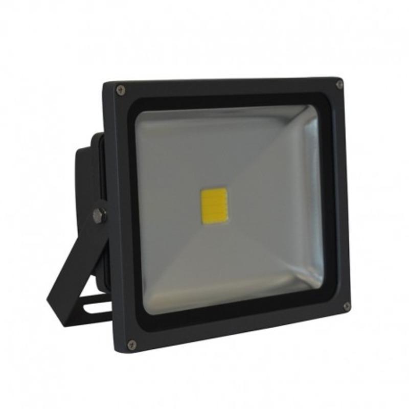 Projecteur Exterieur LED Gris 30W 4000°K