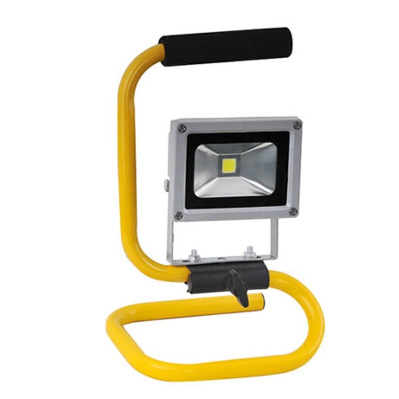 Projecteur Portatif  LED 10W Orientable 6000°K