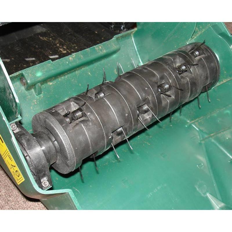 Scarificateur émousseur élèctrique 1600w