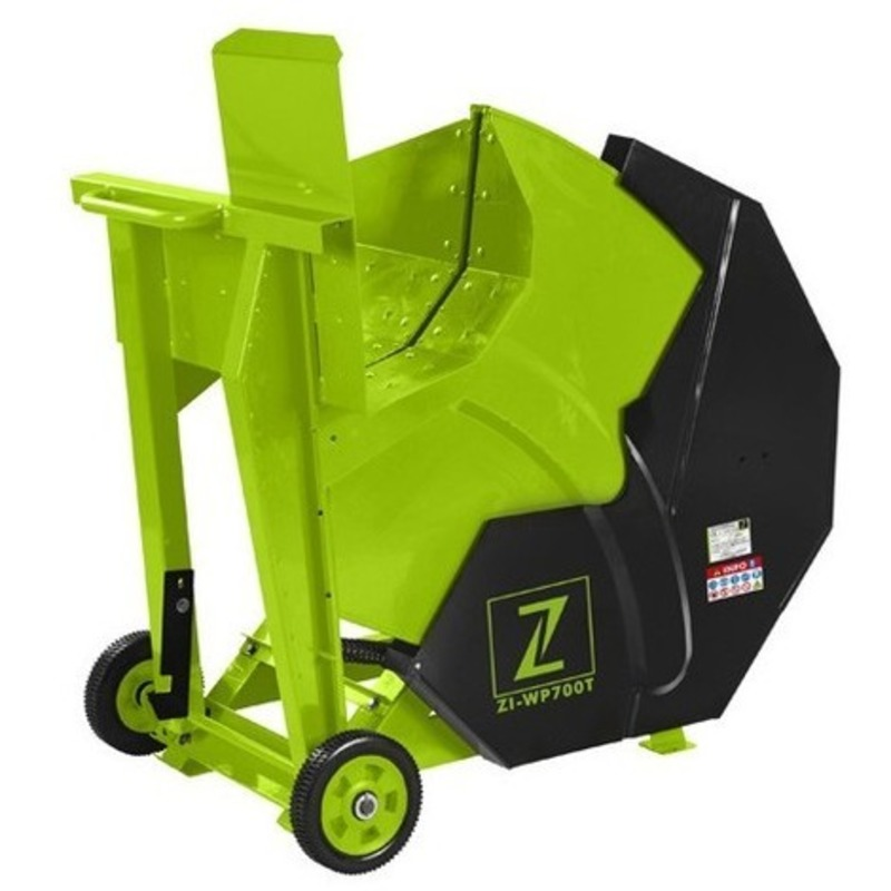 Scie à bûches D 700 mm électrique  4500 W