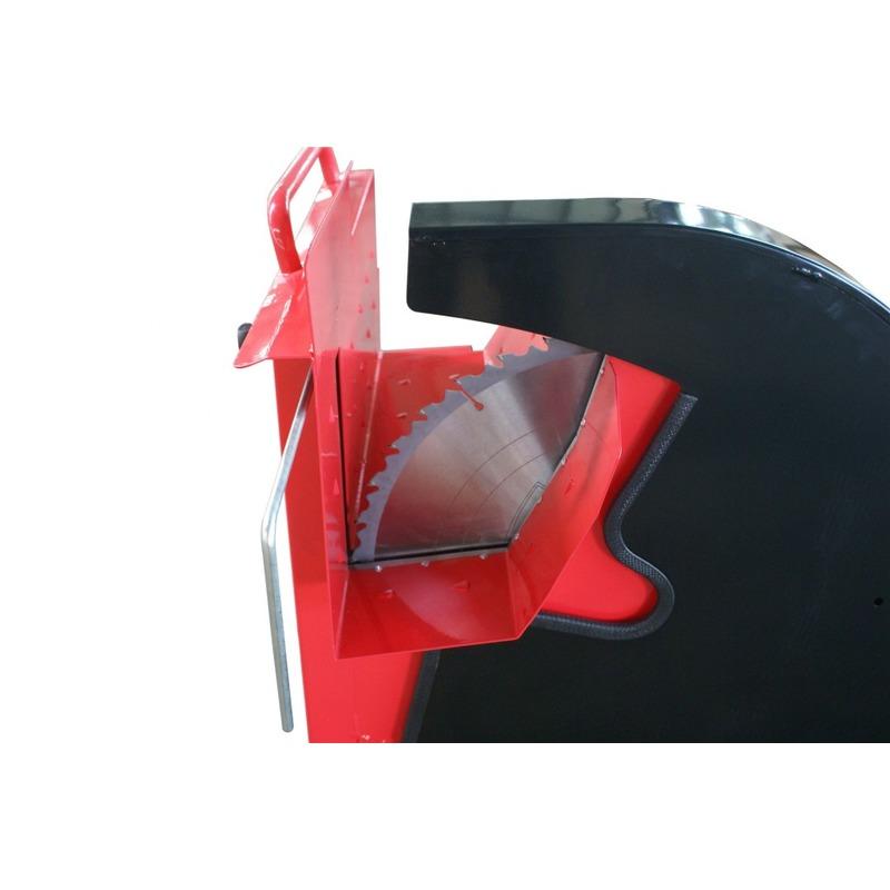 Scie à bûches électrique 500mm
