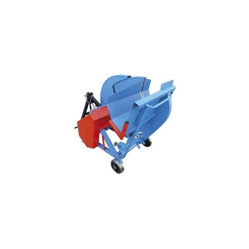 Scie à bûches PDF tracteur
