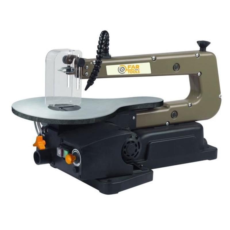Scie à chantourner 120W 405mm