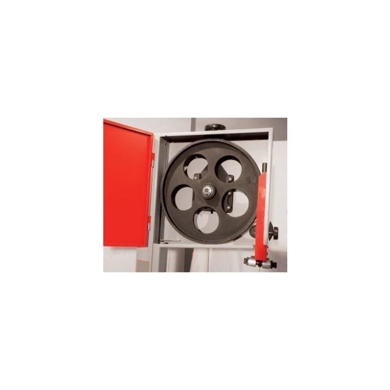Scie à ruban 230v HBS400