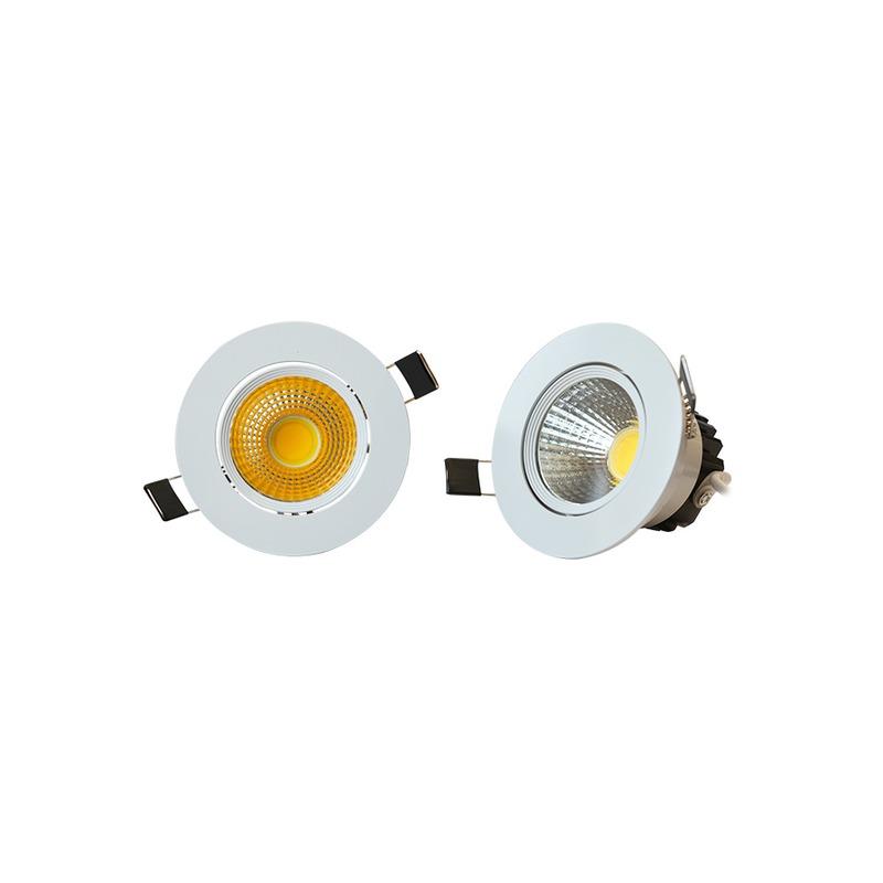 SPOT LED COB 5W ORIENTABLE