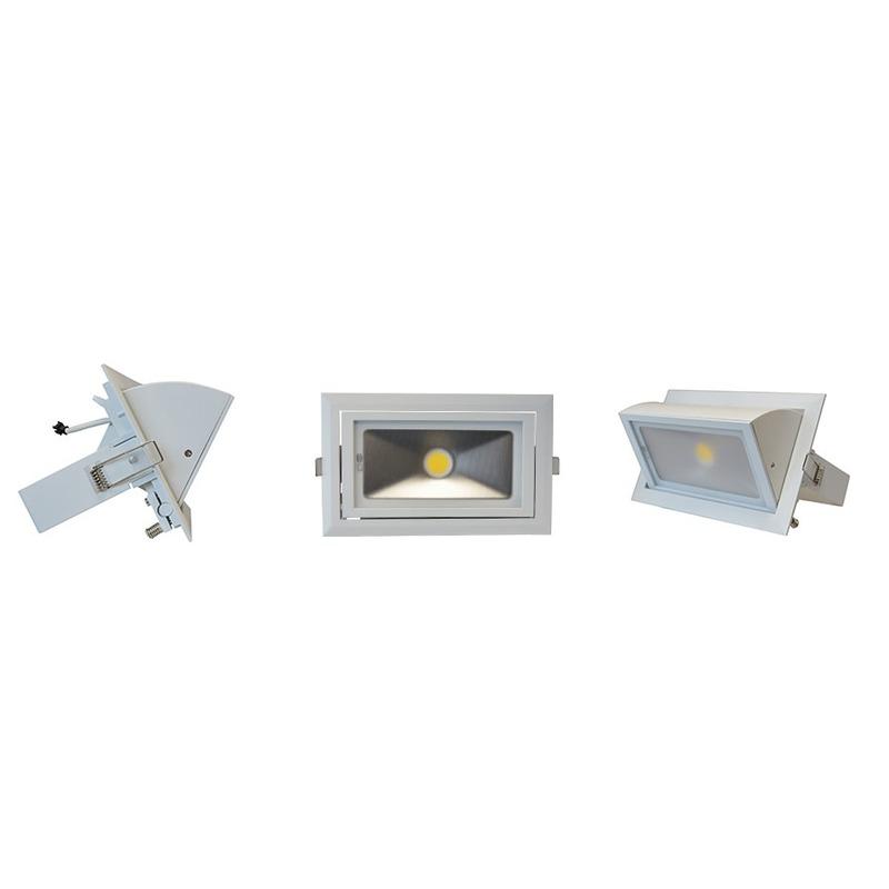 SPOT LED COB RECTANGLE 30W