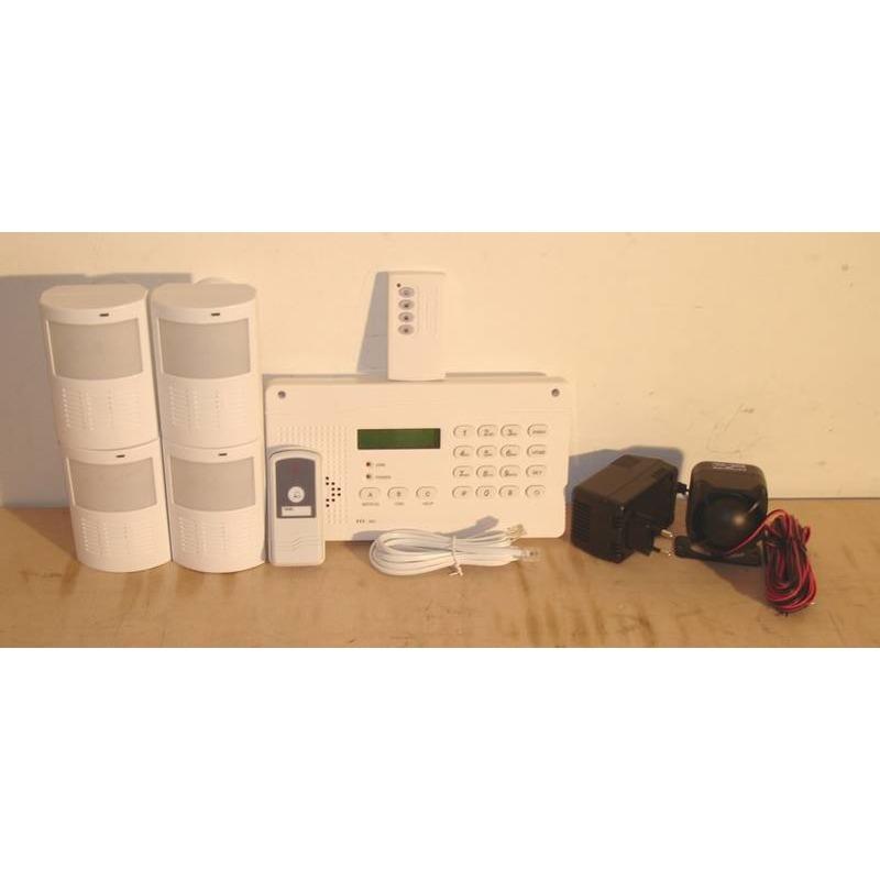 Systeme de sécurité sans fil