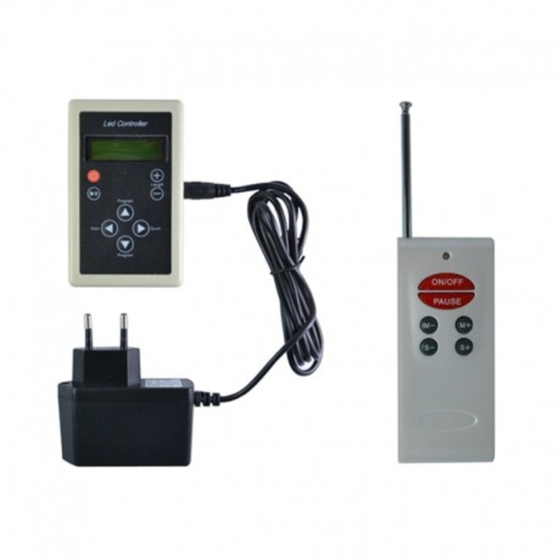 Télécommande RF pour bandeaux LED 5V