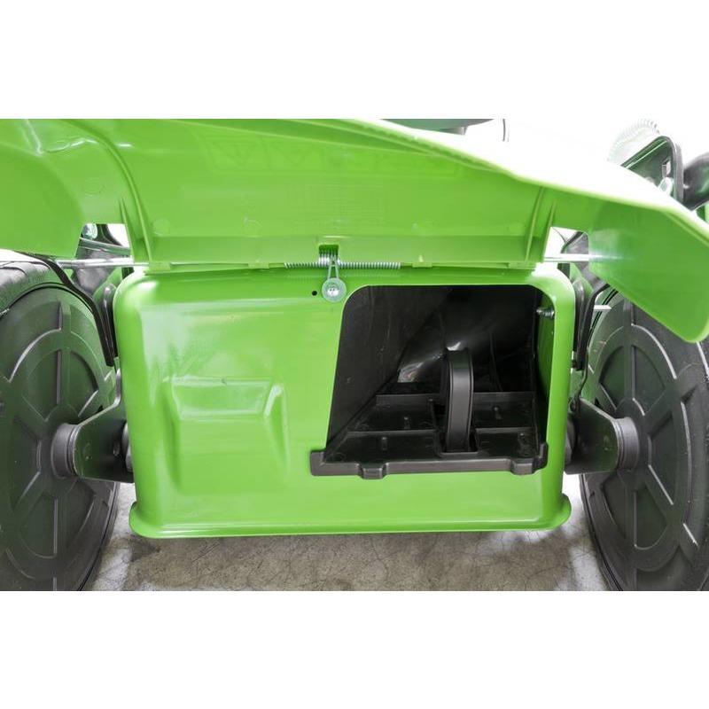 Tondeuse à gazon thermique 3 roues avec mulching