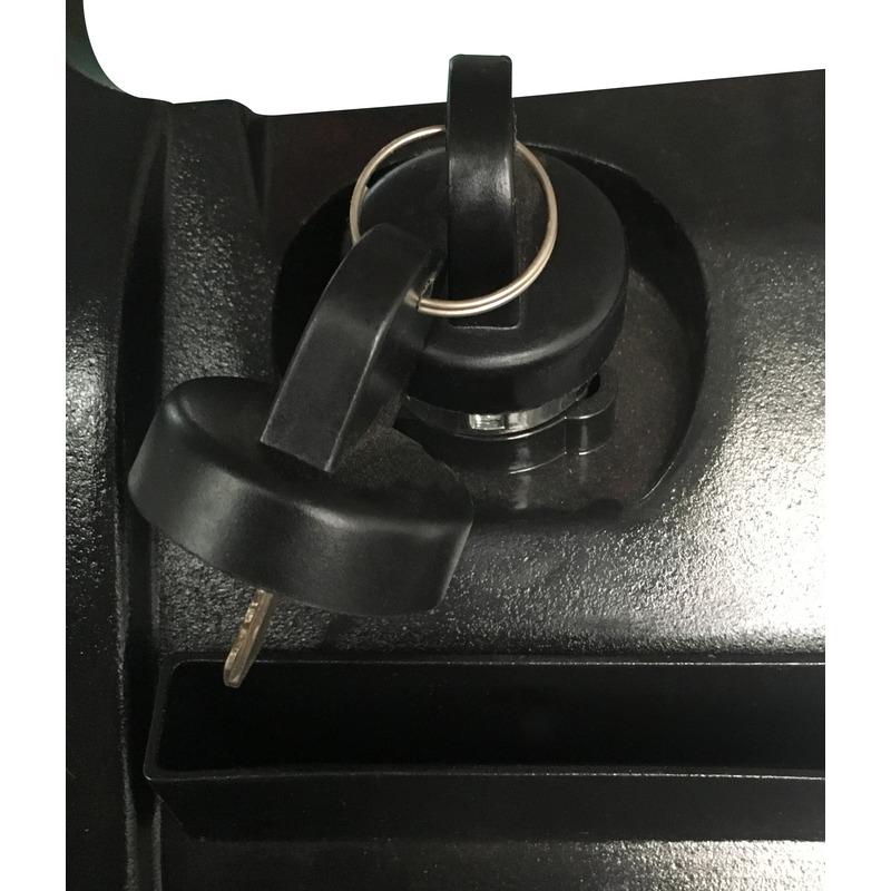 Tondeuse thermique 139cc 46cm Démarrage électrique