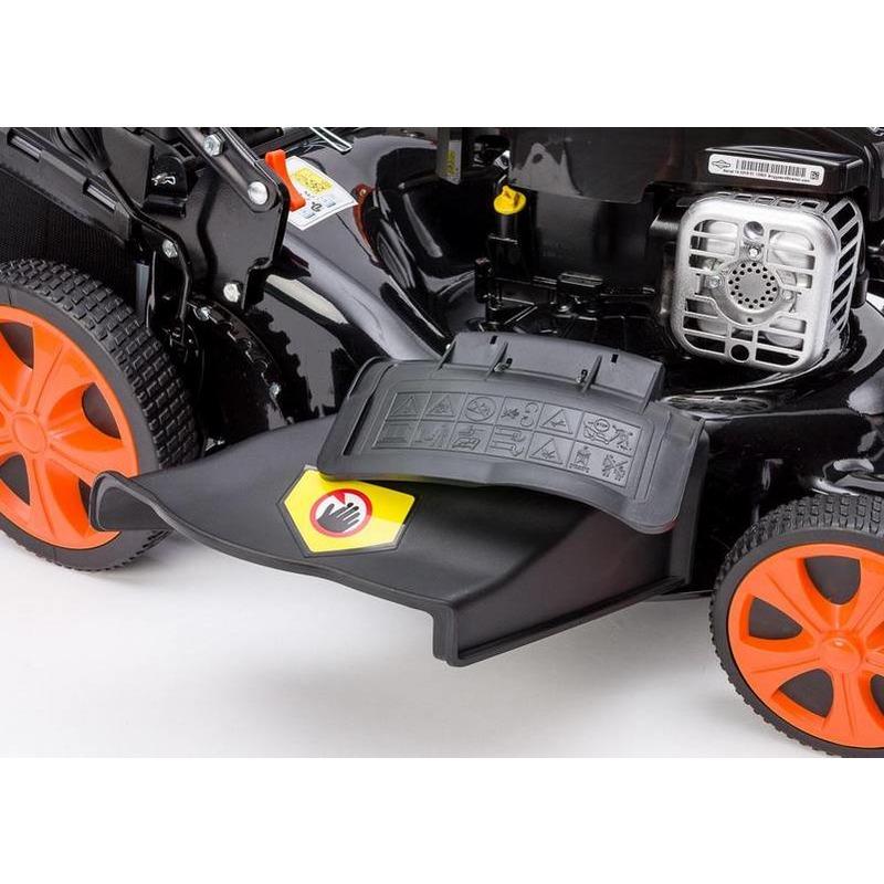 Tondeuse thermique moteur 200cm3 coupe 53cm