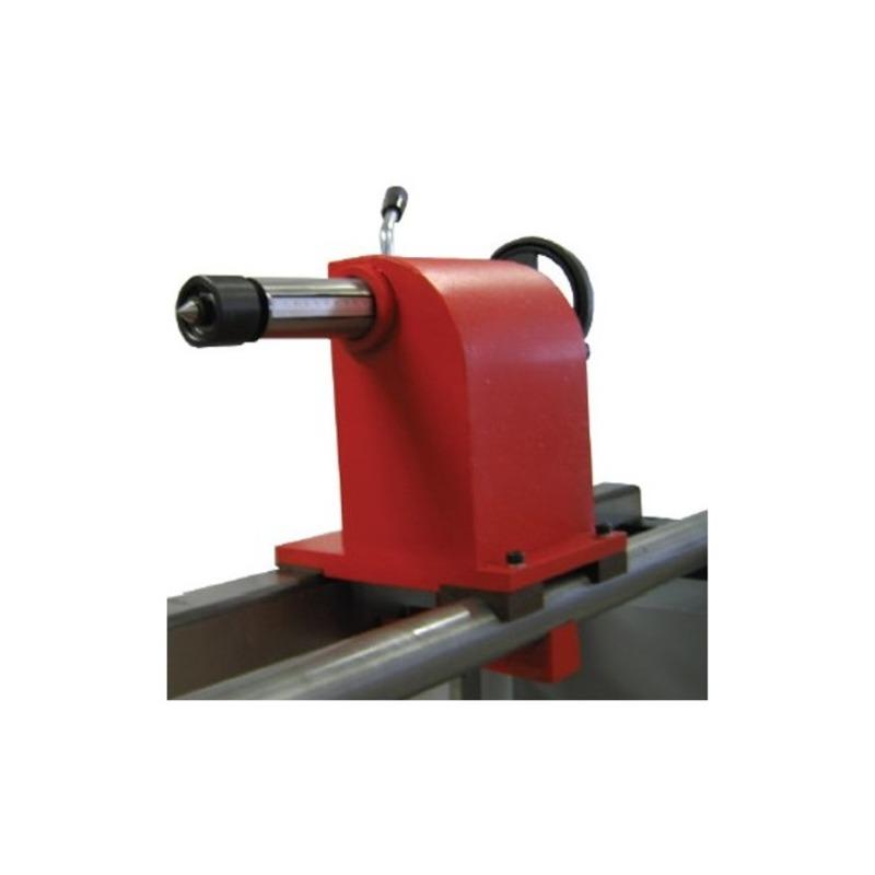 Tour à bois 400V DBK1300F avec copieur et variateur de vitesses