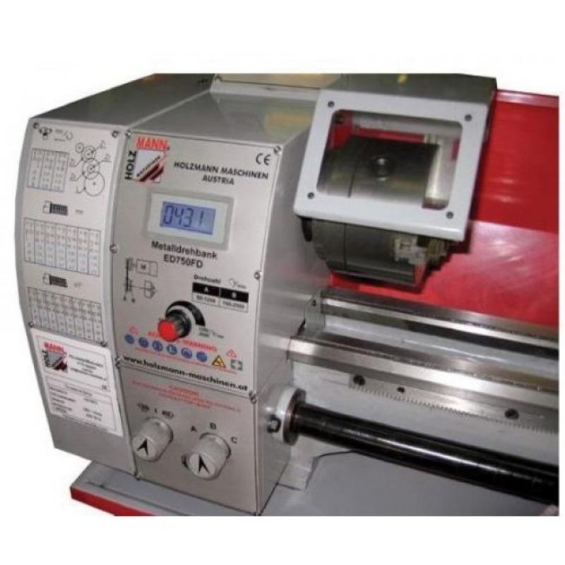 Tour à métaux ED750FDQ 230v