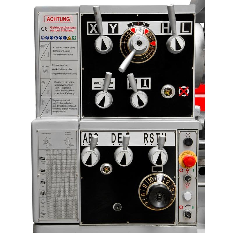 Tour métaux 1000 mm 5500 W 400V