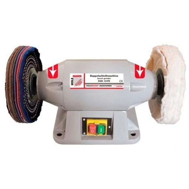Touret à polir D. 200 mm 230 V 900 W