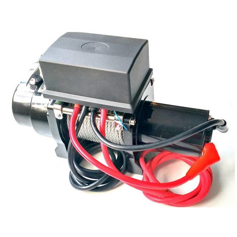 Treuil électrique 12V 2721KG 3300W