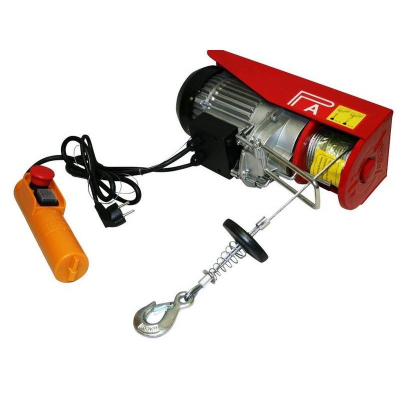 Treuil palan électrique 220V 100 / 200KG
