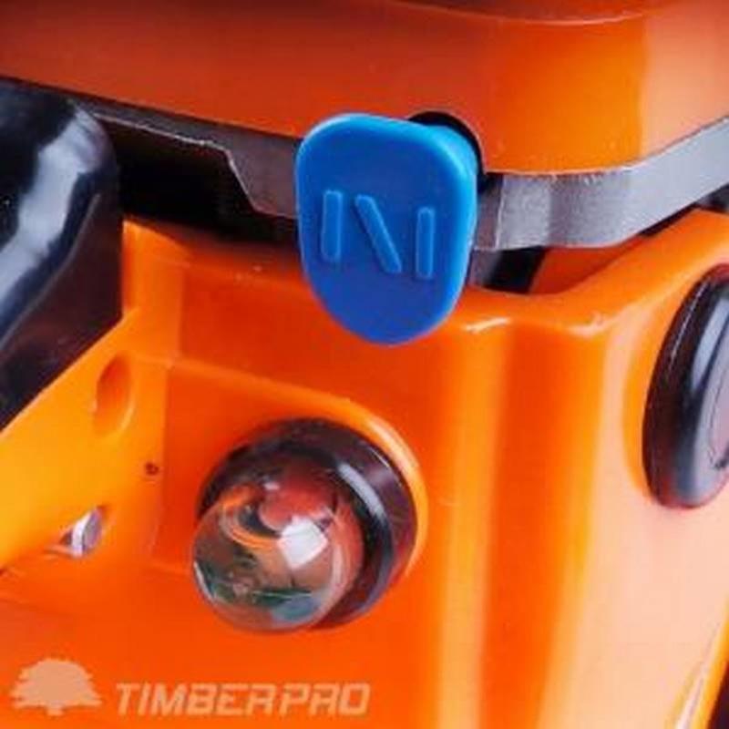 Tronçonneuse thermique 62 cm³ guide de 50cm